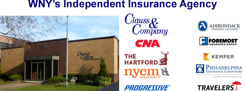 Clauss & Company Independent Insurance Agency, Buffalo, NY