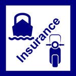 Motorcycle & Boat Insurance Icon